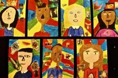 Salvador Elementary Artwork