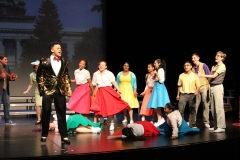 Theater Students, American Canyon High School