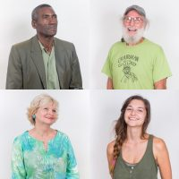 """Michael LeGrand's """"Faces of the 450th"""""""