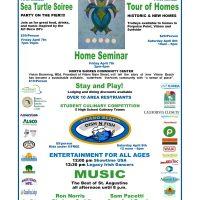 Vilano Beach Festival Tour of Homes