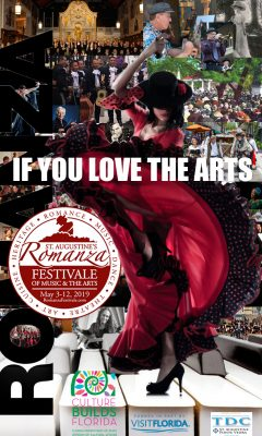St. Augustine's Romanza Festivale of Music & the Arts