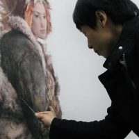 Award Winning Chinese Artist Tang Wei Min