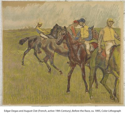 Art Exhibit - Edgar Degas: The Private Impressionist