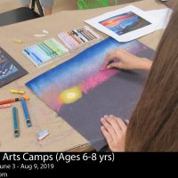 Summer Youth Arts Camps (Ages 6 - 8)